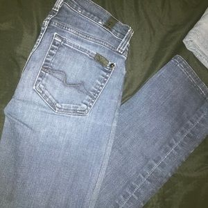 7 For All Mankind Jeans - Joe jeans